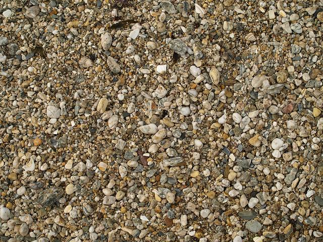 pebble beach or shingle beach, what's the difference