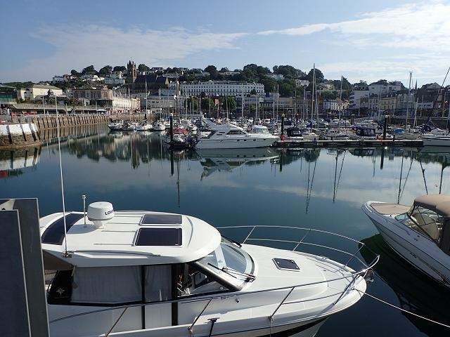 Torquay Harbour Marina Devon Images