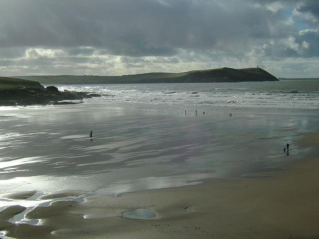 Padstow to Trebarwith Strand North Cornwall Landscape Photography and Seascapes Headlands Bays Points