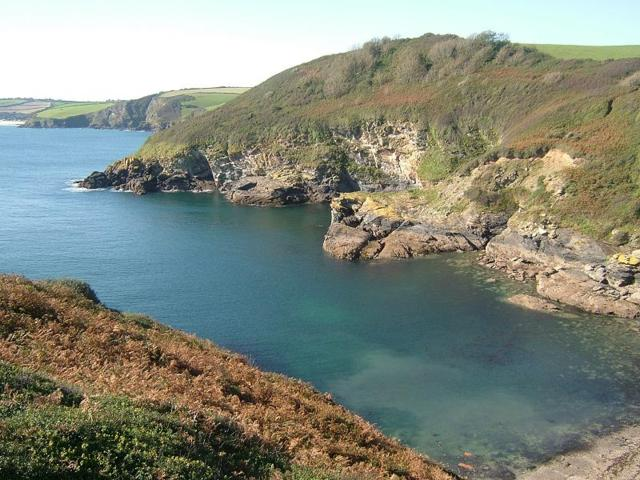 St Austell Bay to Falmouth South Cornwall Landscape Photography and Seascapes Headlands Bays Points