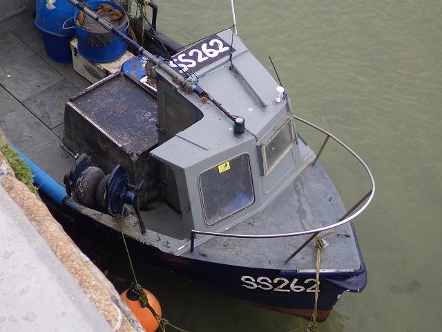Anna Marie SS262 Fishing Vessel Trawler Images