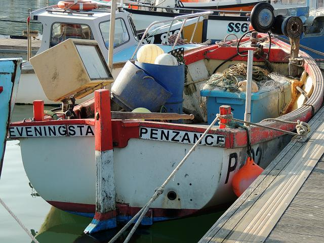 Evening Star PZ92 Fishing Vessel Boat Trawler Images