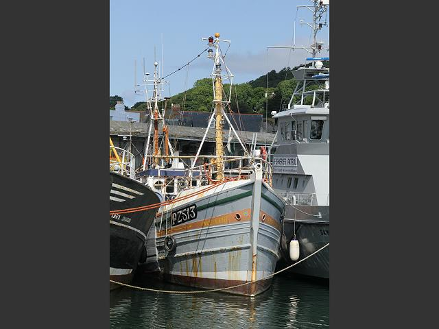 Excellent PZ513 Fishing Vessel Trawler Images