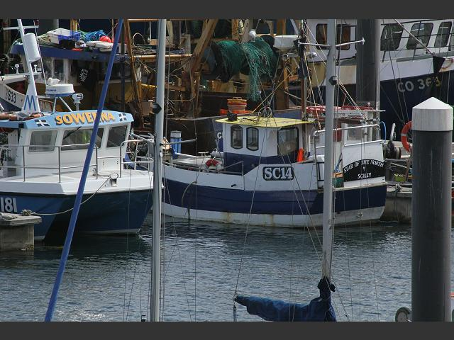 Star of the North SC14 Fishing Vessel Trawler Images