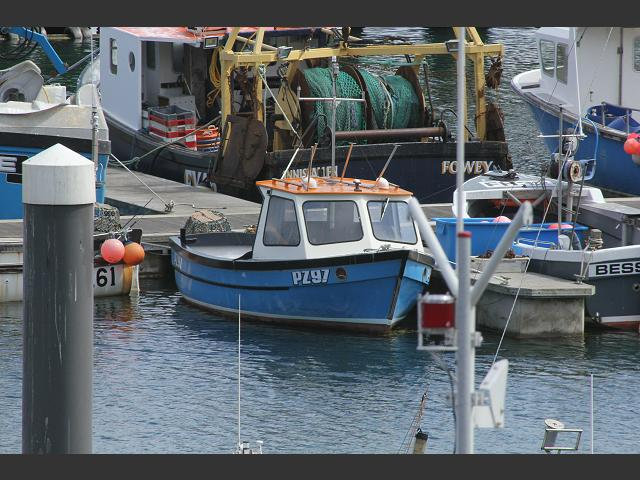 Worthy Lass PZ97 Fishing Vessel Trawler Images
